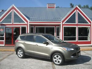 2013 FORD ESCAPE AWD HEATED SEATS CRUISE AIR PW PL PM