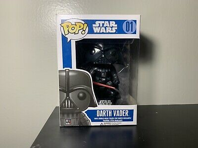 Funko Pop Star Wars Darth Vader #01