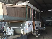 Jayco Dove outback Romsey Macedon Ranges Preview