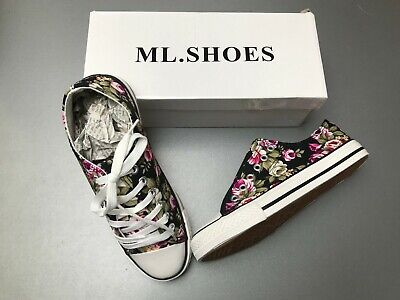 Chaussures fleuries ML.Shoes neuves - Pointure 39 (A)