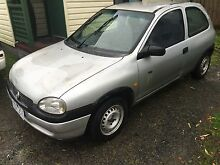 Holden barina 5 sp manual swap trade 4x4 Blackburn Whitehorse Area Preview