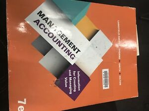 Accounting 7e gumtree australia free local classifieds management accounting pdf fandeluxe Choice Image