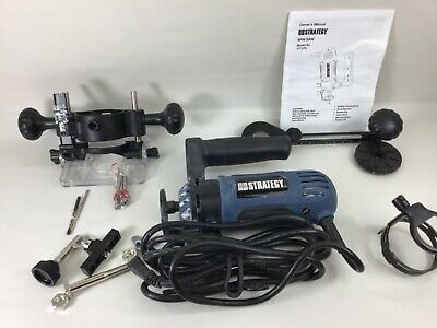 Strategy Spin Sawroutercircle Cutter Drywall Cutter Total Package Ex Cond 663