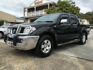 2007 Nissan Navara Ute AUTOMATIC TURBO DIESEL Robina Gold Coast South Preview