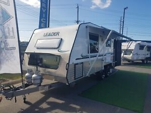 Leader Gold 2017 full off road 21 foot club full ensuite,   Burleigh Heads Gold Coast South Preview