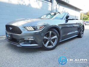2015 Ford Mustang V6 Convertible! Easy Approvals!