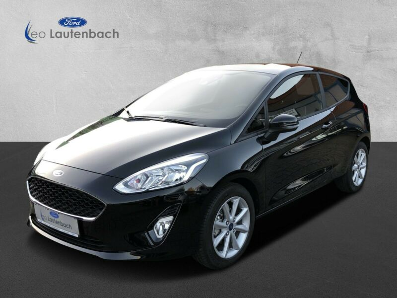 Ford Fiesta 1.1 3-türig Cool&Connect