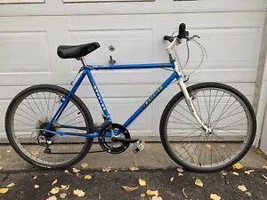 Vélo de ville Raleigh big horn 12 v roue 26  bonne condition