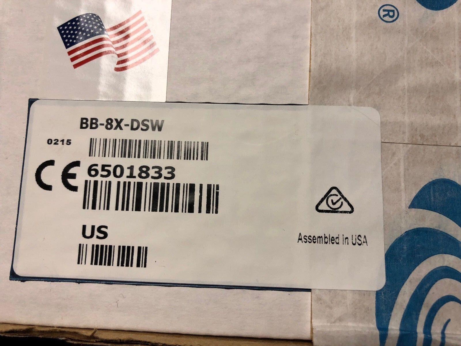 Crestron Back Box for TPMC-8X-DSW Brand New in Box Model BB-8X-DSW