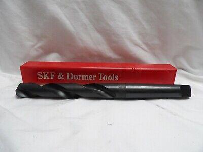 Skf Dormer Tools 1-732 Tapered Shank Drill Bit