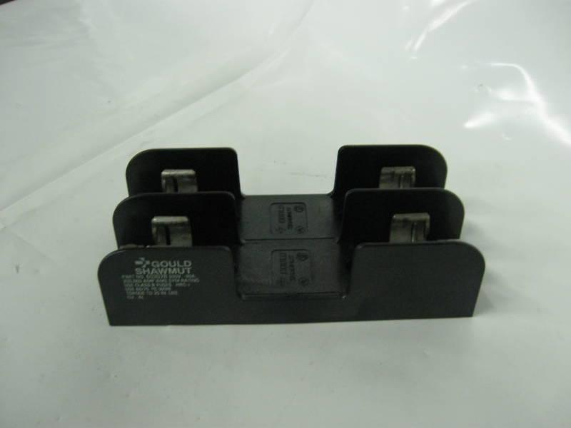 Gould/Ferraz Shawmut  Fuse Block Holder, Part # 60307R, Used, Warranty