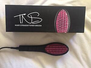 TNS Hair Straightener Brush Fairfield West Fairfield Area Preview