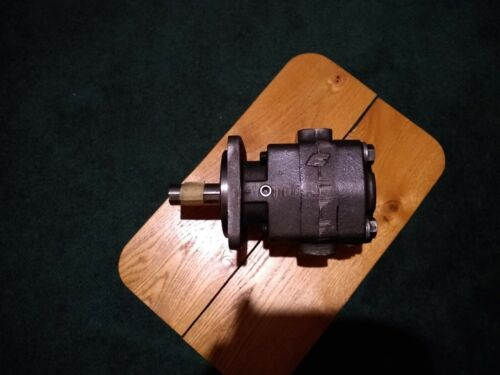 Hydraulic Motor, Commercial Intertech, Shearing, Parker, Force America, M20, New