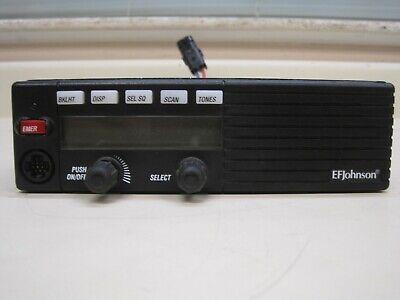 Ef Johnson Rs-5300 2 Way Radio 242-5387-201-abab