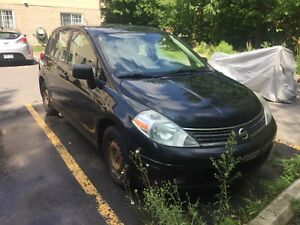 Nissan Versa very well maintained