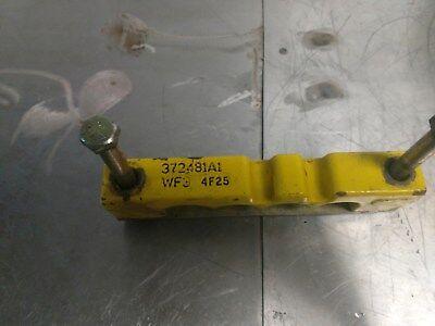 Jcb Hydraulic Hose Clamp 372481al