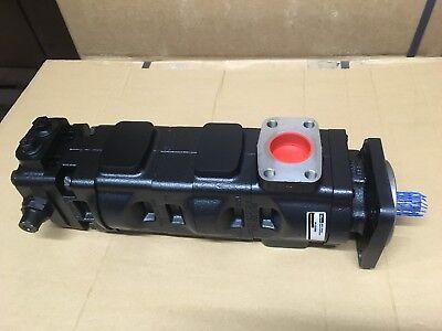 Genuine New Parkerjcb Hydraulic Pump 8493t 20914900 Made In Eu.