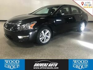 2015 Nissan Altima 2.5 SL BLUETOOTH, HEATED, Financing Available