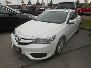 2016 Acura ILX Tech| Leather, Navi, Backup Cam!
