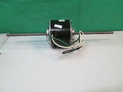 Century 52290004 480v 1ph Double Shaft Motor 112 Hp 1590 Rpm Da2f083 New