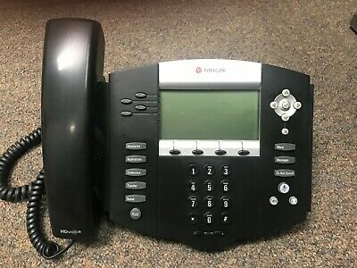 Polycom Soundpoint Ip 550 Sip