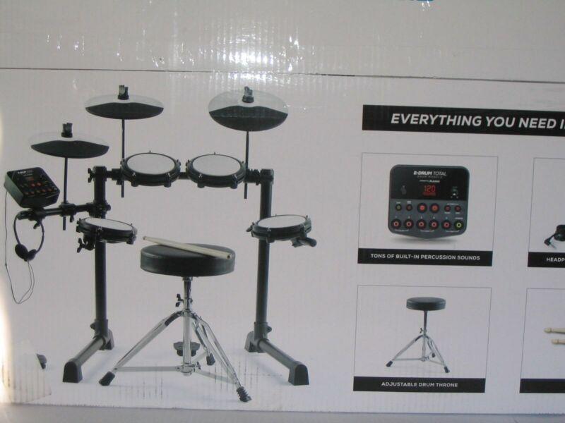 NEW Alesis E-Drum Total Mesh Head Electronic Drum Kit Bundle