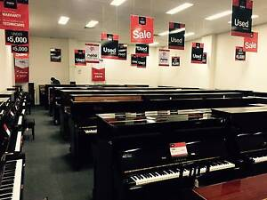 Yamaha U1 and U3 Used upright pianos 60+ in store Milton Brisbane North West Preview