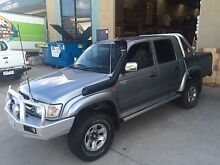 TOYOTA HILUX SR5 Diesel manual DUAL CAB Campbellfield Hume Area Preview