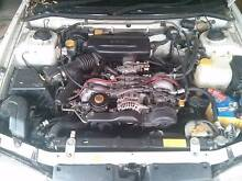 1998 Subaru Outback Wagon: Great Engine, Damaged Chassis Keysborough Greater Dandenong Preview