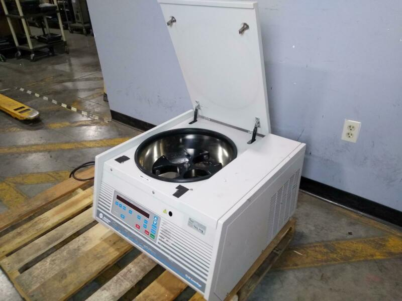 Beckman Coulter TJ-25 Refrigerated Lab Centrifuge TESTED AND WORKING