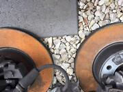 BMW 3 series E90 2006 front complete brake kit with discs Cranebrook Penrith Area Preview