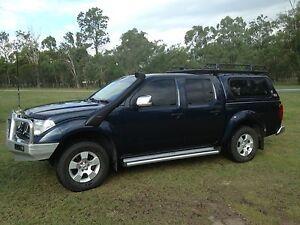 2008 Nissan Navara STX Auto Thagoona Ipswich City Preview