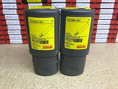 Authentic R390-012a16-11l Sandvik Coromill 390 Square Shoulder Milling Cutter