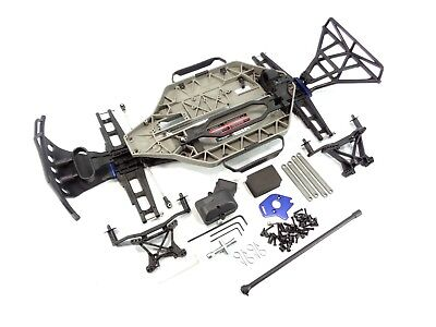 Traxxas Slash 4x4 Chassis Set Arms Shock Towers Bumpers Moto