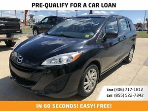 2014 Mazda Mazda5 GS Sunroof,AC,Bluetooth,Hands Free