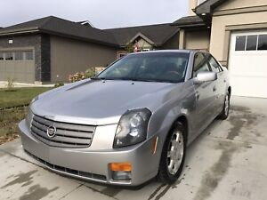 2003 Cadillac CTS Luxury Sport Edition