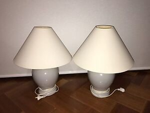 Pair of bedside lamps Como South Perth Area Preview
