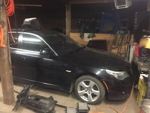 08 bmw535xi twin turbo