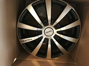 SOLD****Set of Touren TR3 Rims (Brand New)