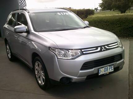 2013 Mitsubishi Outlander Wagon Launceston Launceston Area Preview