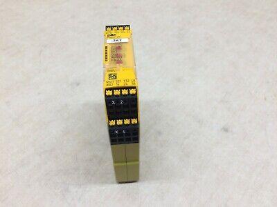 Pilz Pnoz S5 24vdc 2no Safety Relay