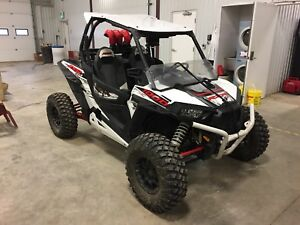 2014 rzr 1000 xp new motor with receipts