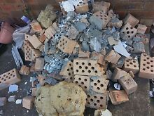 free broken up brick and concrete,,,,,, Glendenning Blacktown Area Preview
