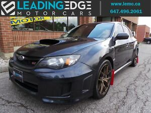 2011 Subaru Impreza WRX STi Invidia high performance exhaust