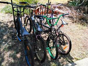 4 Bikes - used -various prices- take your pick Goonellabah Lismore Area Preview