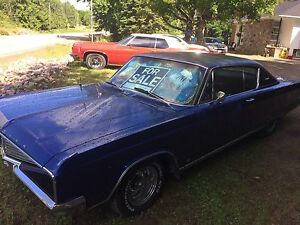 1968 Chrysler Newport Custom $8000