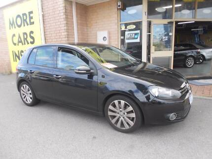 2010 Auto Volkswagen Golf TSI - 5 Door Hatch