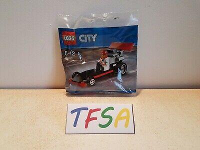 LEGO City Polybag 30358 Dragster Neuf scellé