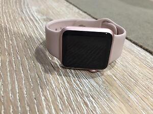 Apple Watch rose gold Condell Park Bankstown Area Preview