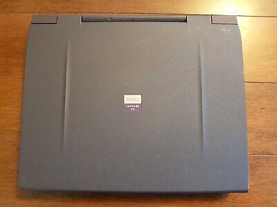 Rare Vintage Dell Latitude Cpi A366ST Pentium II 366Mhz, 128M RAM, 4.87Gb. (Dell Latitude Cpi Ram)
